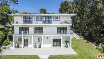 Malibu Single Family Home For Sale: 6701 Dume Drive