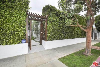 Los Angeles CA Single Family Home For Sale: $1,600,000