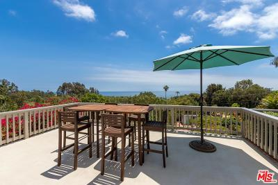 Malibu Single Family Home For Sale: 29737 Cuthbert Road