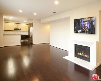 Toluca Lake Rental For Rent: 10609 Bloomfield Street #307