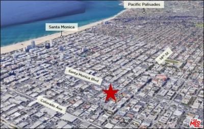 Santa Monica Residential Lots & Land For Sale: 1434 14th Street