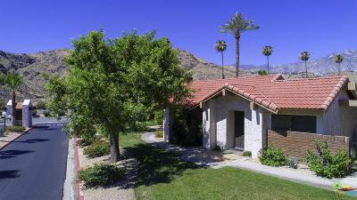 Palm Springs Condo/Townhouse For Sale: 2545 Miramonte Circle #E