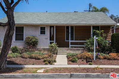 Inglewood Single Family Home For Sale: 2613 101st Street