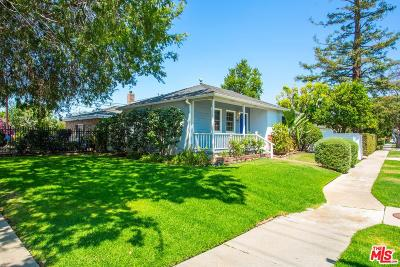 Single Family Home For Sale: 11455 Charnock Road