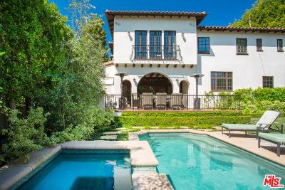 Beverly Hills Single Family Home For Sale: 516 North Alta Drive