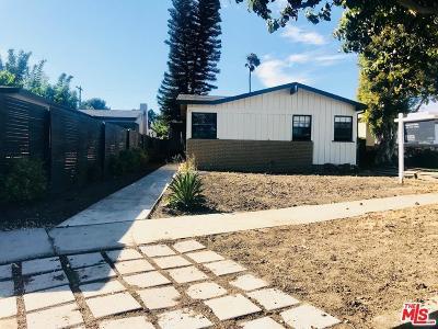 Venice Single Family Home For Sale: 927 Flower Avenue