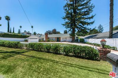 Encino Single Family Home For Sale: 4511 Hayvenhurst Avenue
