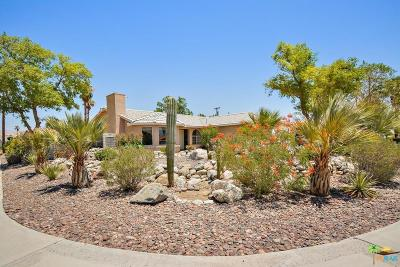 Cathedral City Single Family Home For Sale: 67620 Ovante Road