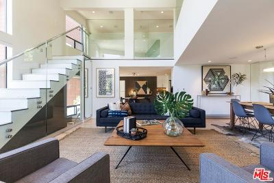 Sunset Strip - Hollywood Hills West (C03) Single Family Home For Sale: 8563 Brier Drive