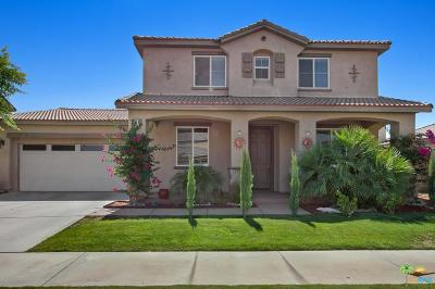 Indio Single Family Home For Sale: 43599 Campo Place