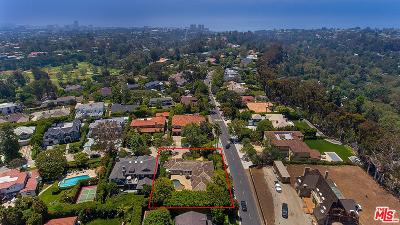 Pacific Palisades Single Family Home For Sale: 905 Corsica Drive