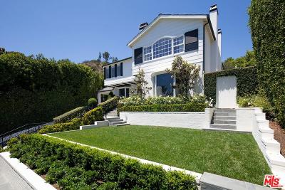 Sunset Strip - Hollywood Hills West (C03) Single Family Home For Sale: 1409 North Doheny Drive