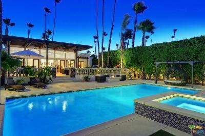 Palm Springs Single Family Home For Sale: 1600 North Via Norte