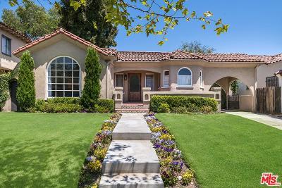Single Family Home For Sale: 1232 South Curson Avenue