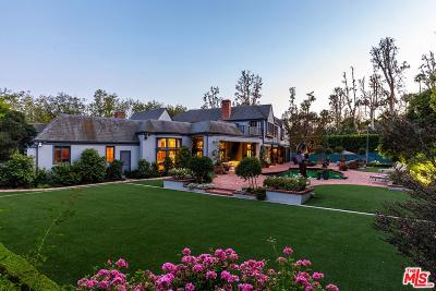 Beverly Hills Single Family Home For Sale: 9431 Sunset