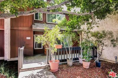 Culver City Condo/Townhouse For Sale: 4729 Maytime Lane