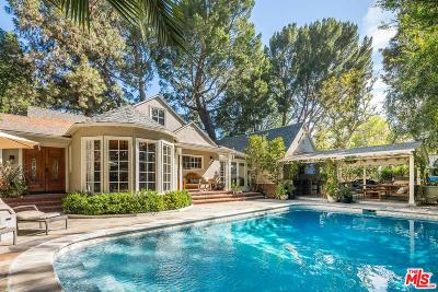 Studio City Single Family Home For Sale: 3887 Carpenter Avenue