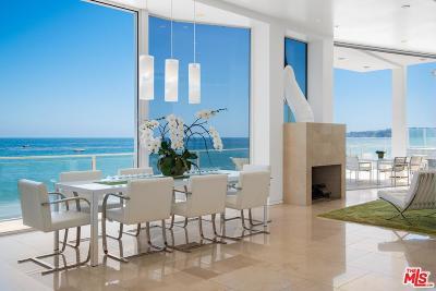 Single Family Home For Sale: 27140 Malibu Cove Colony Drive