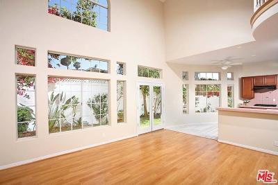 Redondo Beach Condo/Townhouse For Sale: 2514 Harriman Lane #B