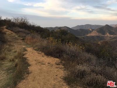 Malibu Residential Lots & Land For Sale: 13 Upper Ramirez Motorway