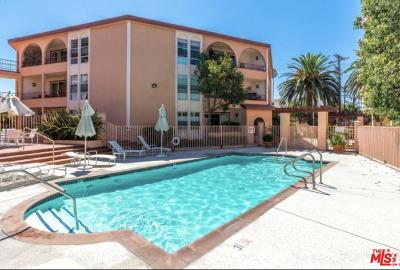Santa Monica Condo/Townhouse For Sale: 2045 4th Street #107B