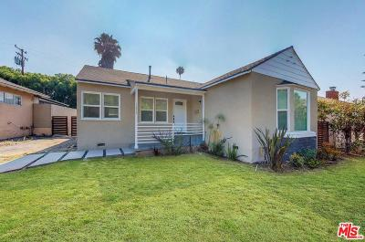 Single Family Home Sold: 5828 Ladera Park Avenue