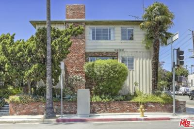 Los Angeles Condo/Townhouse For Sale: 4501 Finley Avenue #8