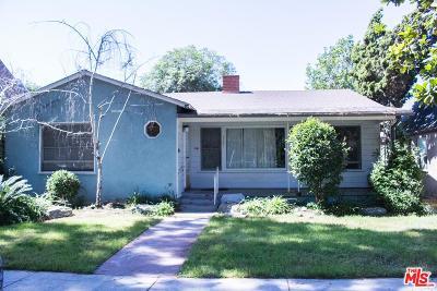 Single Family Home For Sale: 3101 Virginia Avenue