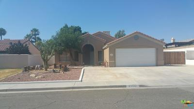Cathedral City Single Family Home For Sale: 69133 Rosemount Road