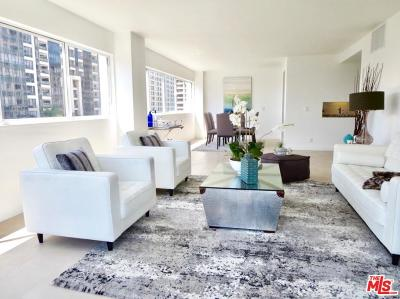 Los Angeles County Condo/Townhouse For Sale: 10701 Wilshire Boulevard #603