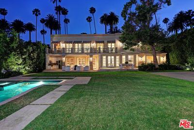 Beverly Hills Single Family Home For Sale: 804 North Bedford Drive