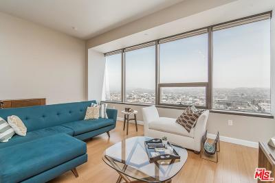 Los Angeles Condo/Townhouse For Sale: 1100 Wilshire #2404