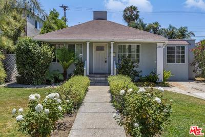 Single Family Home Sold: 3857 Bentley Avenue