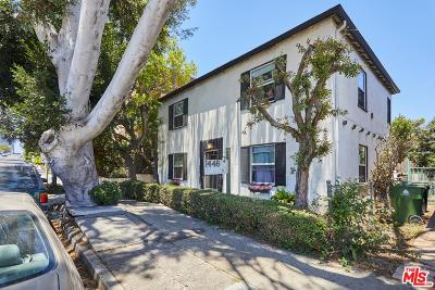 Los Angeles County Residential Income For Sale: 1444 Federal Avenue