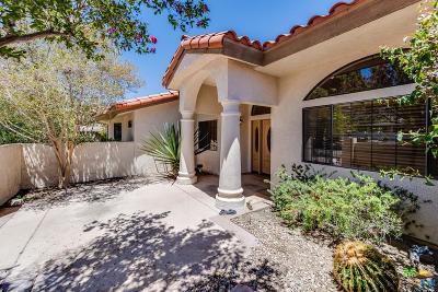 Palm Desert Single Family Home For Sale: 72668 Skyward Way