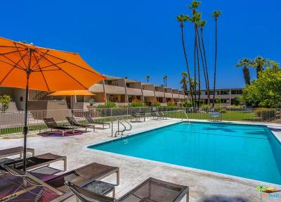 Palm Springs Condo/Townhouse For Sale: 197 West Via Lola #1