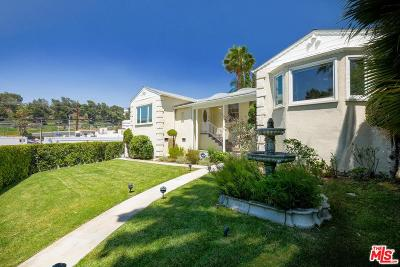 Los Angeles County Single Family Home For Sale: 3874 Broadlawn Drive
