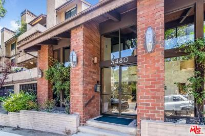 Los Angeles Condo/Townhouse For Sale: 3480 Barham #326