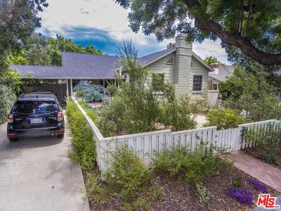 Santa Monica Single Family Home For Sale: 2309 25th Street