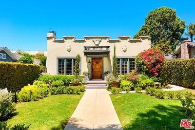West Hollywood Single Family Home For Sale: 1315 North Orange Grove Avenue