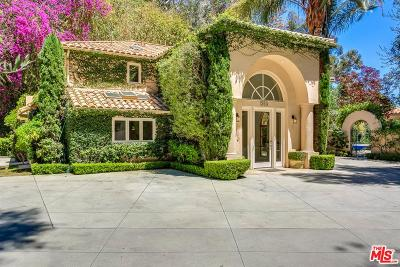 Beverly Hills Rental For Rent: 1250 La Collina Drive