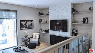 West Hollywood Condo/Townhouse For Sale: 853 Larrabee Street #6