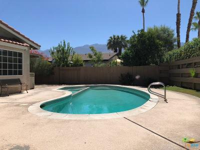 Palm Springs Single Family Home For Sale: 4060 East Mesquite Avenue