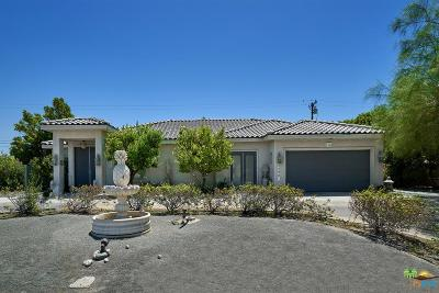Palm Springs Single Family Home For Sale: 2090 Nicola Road