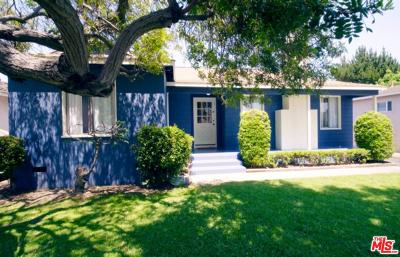 Single Family Home For Sale: 3152 South Bentley Avenue