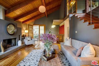 Topanga Single Family Home For Sale: 2034 Topanga Skyline Drive