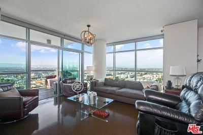 Marina Del Rey Rental For Rent: 13650 Marina Pointe Drive #1707