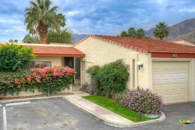Palm Springs Condo/Townhouse For Sale: 2091 South Caliente Drive
