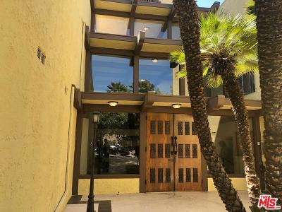 Culver City Condo/Townhouse For Sale: 5950 Buckingham #302