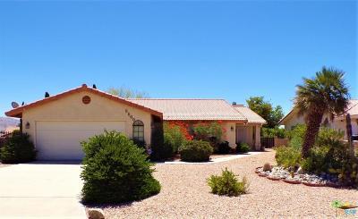 Desert Hot Springs Single Family Home For Sale: 9660 Apawamis Road